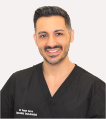 Dr Aram Navai Specialist Endodontist